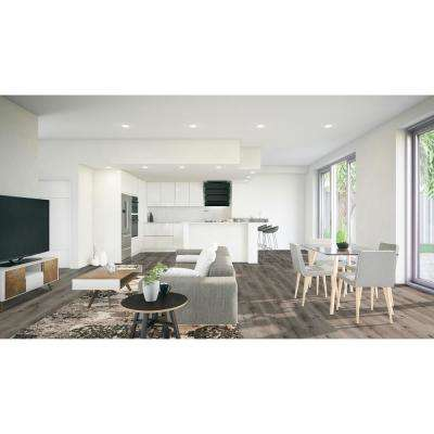 Montage 7 in. x 48 in. Rigid Core Luxury Vinyl Plank Flooring (23.77 sq. ft. / case)
