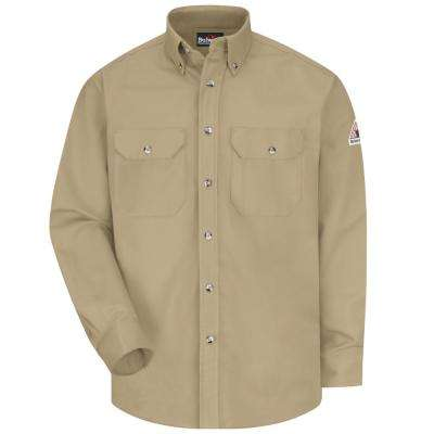 ECEL FR ComforTouch Men's Dress Uniform Shirt