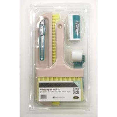 Wallpaper Tool Kit (4-Piece)