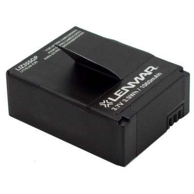 Lithium-Ion 1000mAh/3.7-Volt Camcorder Replacement Battery