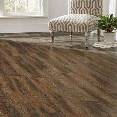 Sawcut Pacific 7.5 in. x 47.6 in. Luxury Vinyl Plank Flooring (24.74 sq. ft. / case)