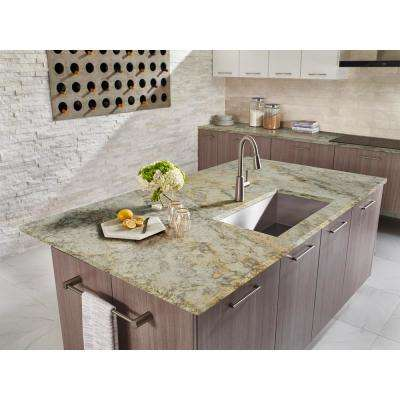 Aria Bianco 24 in. x 24 in. Polished Porcelain Floor and Wall Tile (16 sq. ft. / case)