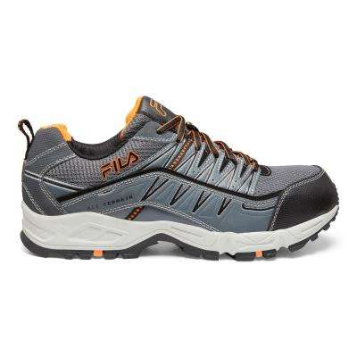 Lace up Fila Work Shoes Footwear The Home Depot