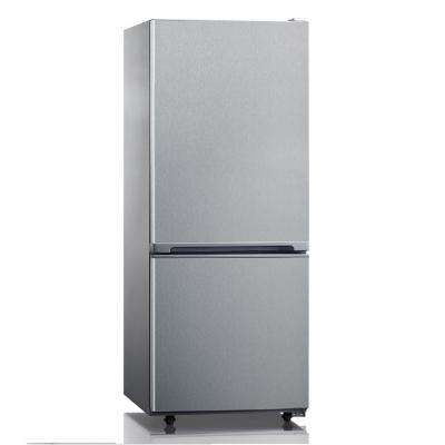 10.2 cu. ft. Built-in Bottom Freezer Refrigerator in Stainless Steel