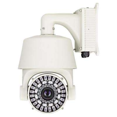 Wired 540TVL IR PTZ Indoor/Outdoor CCD Dome Surveillance Camera with 36X Optical Zoom