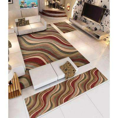 Somerset Multicolor 2 ft. x 8 ft. Runner Rug