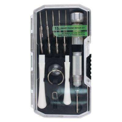 Smartphone Repair Kit (15-Piece)