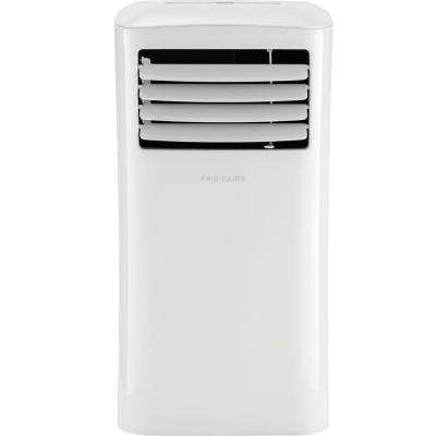 14,000 BTU 3-Speed Portable Air Conditioner with Heat and Remote for 700 sq. ft.