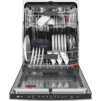 Profile Top Control Tall Tub Dishwasher in Fingerprint Resistant Stainless Steel with Steam Cleaning, 45 dBA