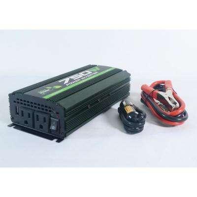 750-Watt Battery Powered Portable Power Inverter