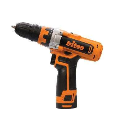 12-Volt Lithium-Ion 3/8 in. Cordless Drill Driver