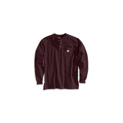 Men's Port Cotton Long-Sleeve T-Shirt
