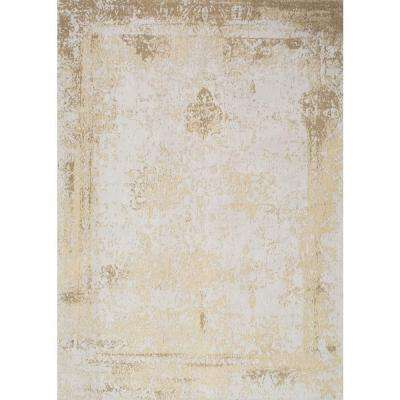 Shawanna Sand 7 ft. 6 in. x 9 ft. 6 in. Area Rug