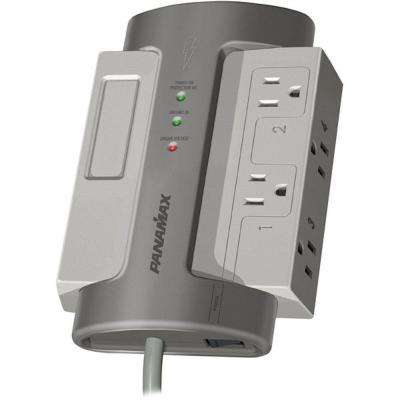 4-Outlet AC Conditioned Surge Suppressor