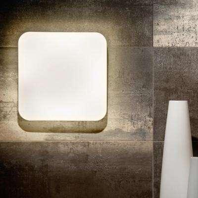 Giron White LED Ceiling Light