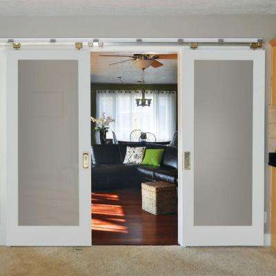 Privacy Glass Barn Doors Interior Amp Closet Doors The