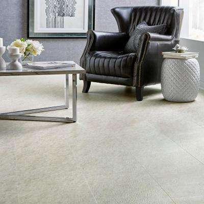 Textured Rock Grain Radford 6 mm x 12 in. Width x 24 in. Length Vinyl Plank Flooring (16.02 sq.ft/case)