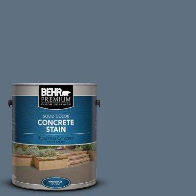 1-Gal. #PFC-55 Sea Cave Solid Color Concrete Stain