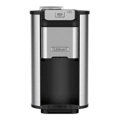 Grind and Brew Single Serve Coffee Maker