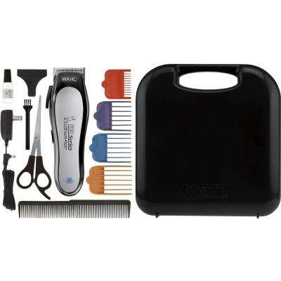 Lithium Ion Pro-Series Pet Clipper Silver