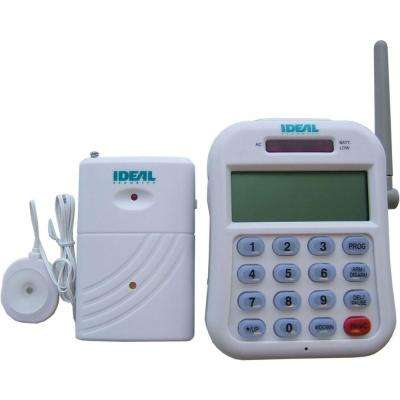Wireless Water and Flood Detector with Telephone Dialer