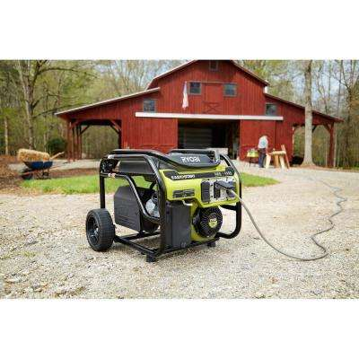 3,600 Running Watt 212cc Gasoline Powered Portable Generator