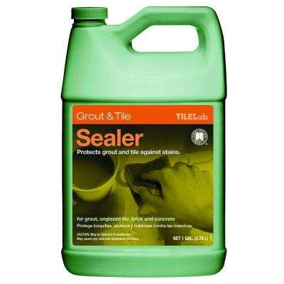 TileLab 1 Gal. Grout and Tile Sealer