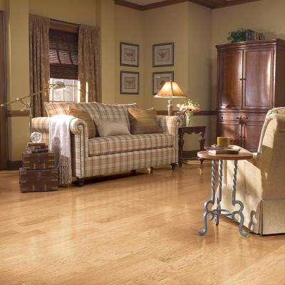 Town Hall Exotics Plank 3/8 in.Tx 5 in. W x Varying Length Birch Natural Engineered Hardwood Flooring (28 sq. ft.)