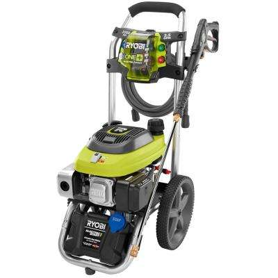 3200-PSI 2.5-GPM ONE+ Electric Start Gas Pressure Washer