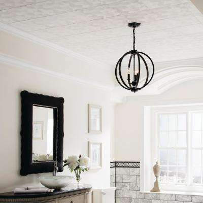 PINEHURST 1 ft. x 1 ft. Beveled Tongue and Groove Ceiling Tile