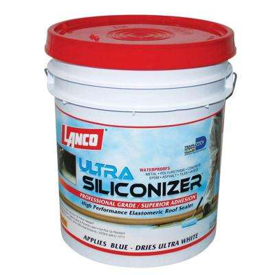 5 Gal. Ultra-Siliconizer Roof Sealer