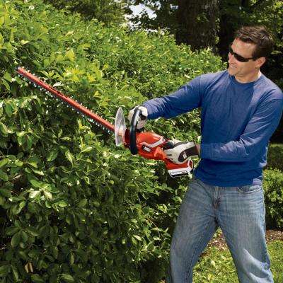 24 in. 40-Volt MAX Lithium-Ion Cordless Hedge Trimmer (Tool Only)