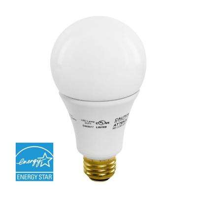 40W/60W/100W Equivalent Warm White A21 3-Way Dimmable LED Light Bulb