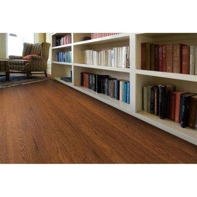 Classic Hardwoods White Oak Siena 9/16 in. T x 7.5 in. W x 86.25 in. L Engineered Hardwood Flooring (27 sq. ft. / case)