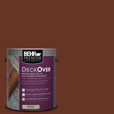 #SC-118 Terra Cotta Premium DeckOver