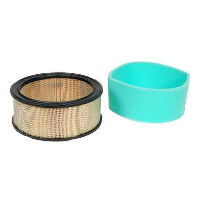 Kohler 23 and 25 HP Engine Air Filter/Pre-filter for John Deere L100 Series Tractors with Kohler Engines