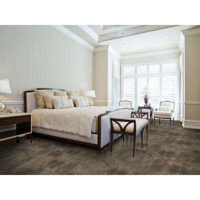 Domain Easton 18 in. x 18 in. Luxury Vinyl Tile Flooring (27 sq. ft. / case)