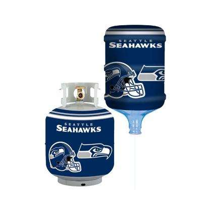 Seattle Seahawks Propane Tank Cover/5 Gal. Water Cooler Cover