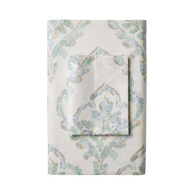 Rialto 400-Thread Count Sateen Pillowcase (Set of 2)