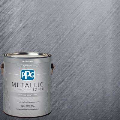 1 gal. MTL101 Foundry Metallic Interior Specialty Finish Paint