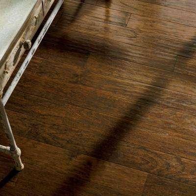 American Vintage Scraped Tobacco Barn 3/8 in. T x 5 in. W x Varying L Engineered Hardwood Flooring (25 sq. ft. / case)