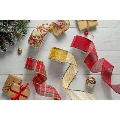 30 ft Holiday Traditions Classic Ribbon