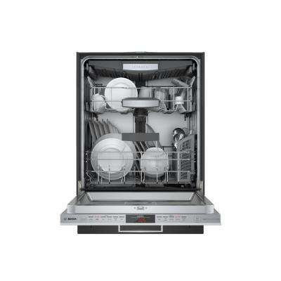 800 Series Top Control Tall Tub Dishwasher in Custom Panel Ready with Stainless Steel Tub, CrystalDry, 42dBA