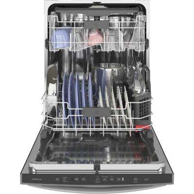 Adora Top Control Tall Tub Dishwasher in Slate with Stainless Steel Tub, 48 dBA