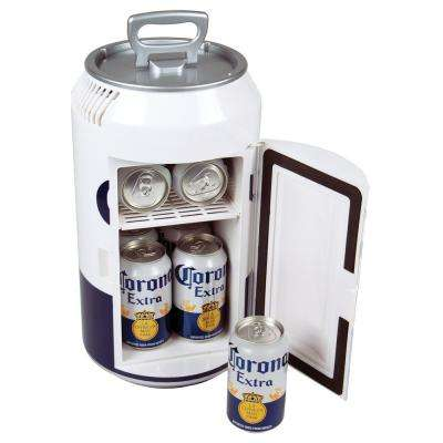 0.65 cu. ft. Mini Refrigerator in White