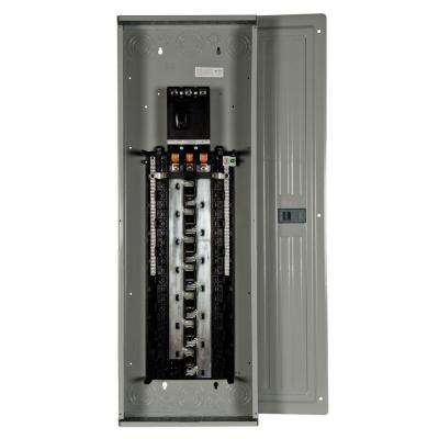 ES Series 200 Amp 42-Space 60-Circuit Main Breaker Indoor 3-Phase Load Center