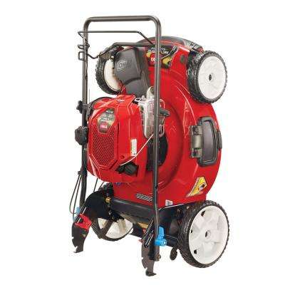 22 in. High Wheel Variable Speed Walk Behind Gas Self Propelled Mower with SmartStow