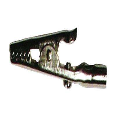 22-14 AWG 1-1/4 in. Barrel-Insulated Alligator Clip (4-Pack)