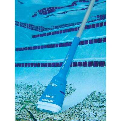 Water Tech Pool Blaster Aqua Broom Ultra Spa and Pool Vacuum Cleaner