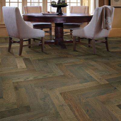 Rodeo Drive Burberry 1/2 in. T x 5 in. W x 24 in. Length Engineered Hardwood Flooring (27.90 sq. ft. / case)